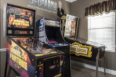 Arcades at Disney Area Florida Vacation Rental House for Reunions and Weddins and Corporate Retreats