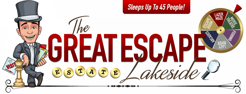 Play an Escape Room in A Vacation Rental Home near Disney World and Orlando, Florida