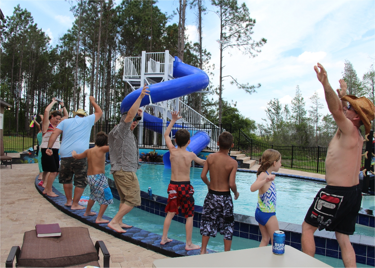 Orlando Vacation Rental with Pool: The Great Escape Lakeside Retreat